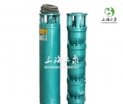 QJ型井用潜水电泵(深井泵)