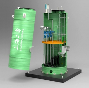 EB-PPS一体化预制泵站
