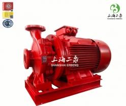 XBD-EBW卧式万博登陆泵