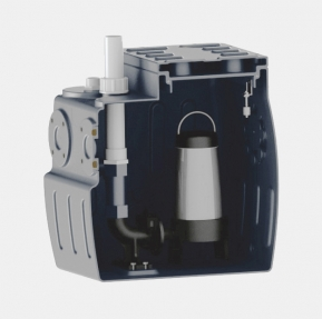 EB-ST200污水提升器