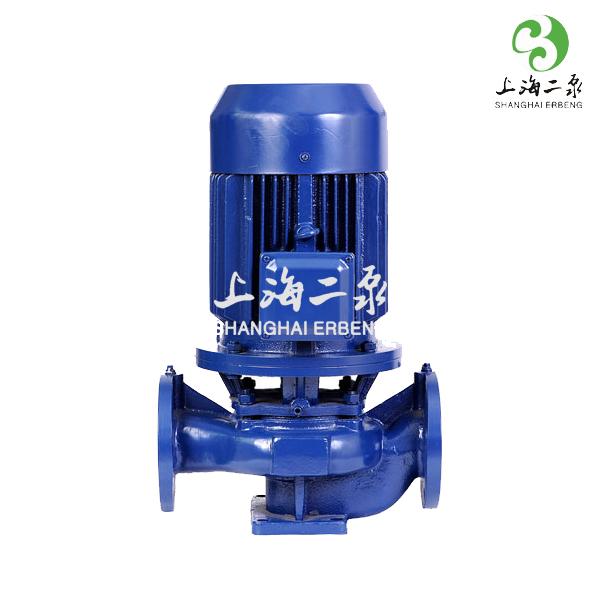 ISG型立式管道离心泵
