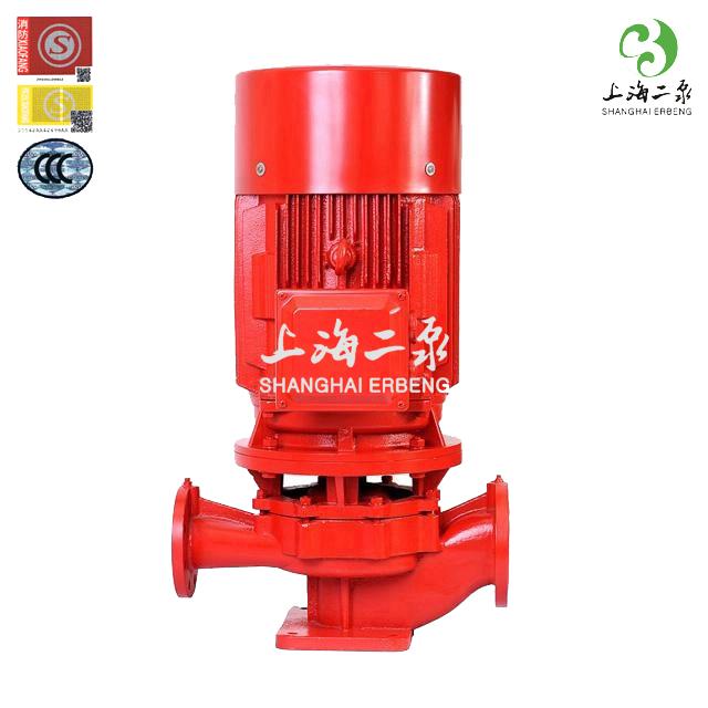 XBD-EBL立式单级万博登陆泵